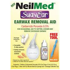 ear wax removal aid