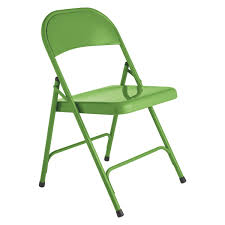100 Blue Plastic Folding Chairs MACADAM Green Metal Folding Chair Life Apartment Ideas Metal