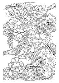 Japanese Patterns Creative Colouring For Grown Ups Amazon