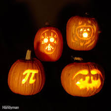 Drilled Pumpkin Designs by Pumpkin Carving With Power Tools Family Handyman