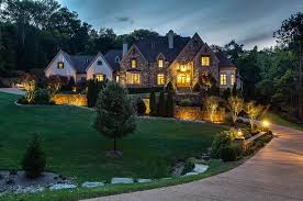 13 000 Square Foot French Country Mansion In Franklin TN