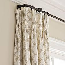 wrap around curtain rod designbebe blog via real estate style