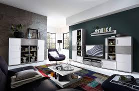 jam wohnzimmer komplettset inkl led beleuchtung weiß grau günstig möbel küchen büromöbel kaufen froschkönig24