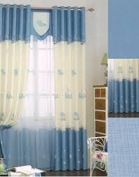 patterns blue cheap drapes and curtains