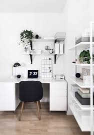 Charming White Office Decorating Ideas 17 Best About Decor Ebizby