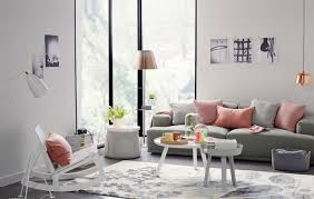 idee zum wohnen einrichten in pastellfarben