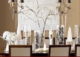 winter dining room table decoration ideas dining room decor