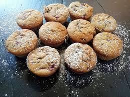 himbeer marzipan muffin koch und backrezepte