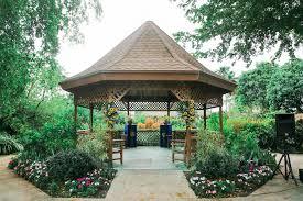 Mounts Botanical Garden Best Wedding Reception Location in West