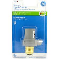 outdoor dusk to light sensor for cfl bulbs 36210