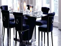 Blue Dining Room Chairs Fresh Grey Gray Ideas Teal Chair Covers Glass Table Pictures Light