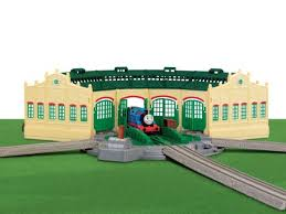 Tidmouth Sheds Trackmaster Toys R Us by Amazon Com Thomas The Train Tidmouth Sheds Toys U0026 Games