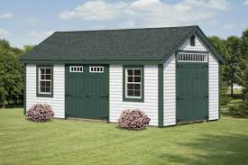 Amish Made Storage Sheds by Baltimore Md Amish Sheds Vinyl Sheds Vinyl Storage Backyard
