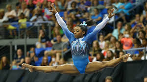 Simone Biles Floor Routine by U S Gymnast Simone Biles Has Us Super Pumped For The Olympics