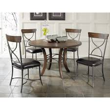 The Dining Room Inwood Wv Hours by Steve Silver Abaco 5 Piece Double Drop Leaf Dining Table Set