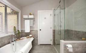 Small Bathroom Design With Glass Shower Doors White Decorating Ideas For
