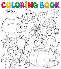 Coloriage Nature Fleur Epilobe En Epis à Imprimer Pour Les Enfants