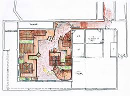 104 Tree House Floor Plan Instead Olympics A Big Village With Many Different Attractions