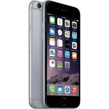 Straight Talk Apple 6 32GB Prepaid Smartphone Space Gray