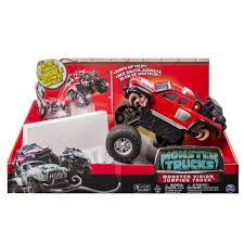 Monster Trucks Monster Vision 8 Inch Jumping Truck - Raging Red ... Tech Toys Remote Control Ford F150 Svt Raptor Police Monster Truck For Kids Learn Shapes Of The Trucks While Rc Truckremote Control Toys Buy Online Sri Lanka Toyabi 118 Car Big Foot Model 24g Rtr Electric Ice Cream Man Toy Review Cars For Kmart Hot Wheels Tracks Sets Toysrus Australia Wl Toys A999 124 Scale Onslaught 24ghz Maisto Off Rock Crawler 4x4 Wheel Android Apps On Google Play 116 Road Suv Climber Rc