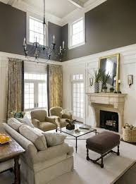 Tall Living Room Wall Decorating Ideas Walls Modern Decor On Large