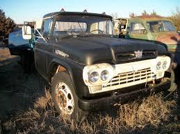 1960 FORD F600 1 1/2 Ton Truck Rat Rod Dual Wheel - $750.00 | PicClick