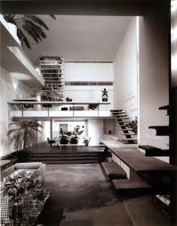 100 Architect Paul Rudolph Hirsch Halston Town House New York 1966 Row