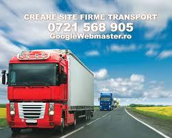 Creare Site Firme Transport | Specialist SEO Telefon 0721 568 905 ...