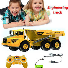 100 Truck Loader 3 24GHz Remote Control Dumper Lift Model Engineering