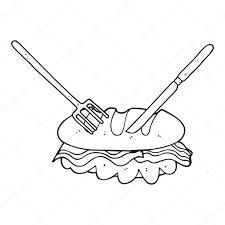 Coloriage Recette De Cuisine Recette En Anglais Des Pancakes So
