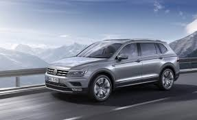 Volkswagen Introduces New Engine In 2018 Tiguan News