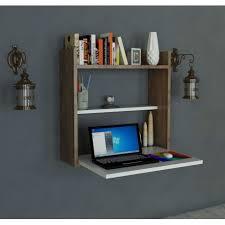 catalogue bureau center vente privée de bureau laptop blanc et bois des réductions