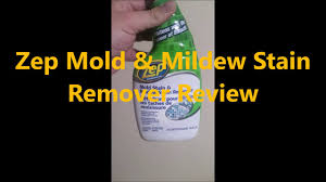 Zep Floor Sealer Home Depot by Zep Mold And Mildew Stain Remover Review Youtube