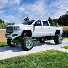 100 Sierra Trucks For Sale Show Truck 2015 GMC 2500 Denali Monster Monster