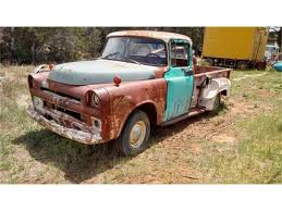 1957 Dodge D100 For Sale | ClassicCars.com | CC-1125442 1945 Dodge Truck For Sale 15000 Youtube Used Cars Norton Oh Trucks Diesel Max 1957 D100 Sweptside Pickup F1301 Kissimmee 2017 1956 4x4 318 V8 Plaistow Nh World Sales Ford F100 Pickup Truck Item De9623 Sold June 7 Veh 15 That Changed The For A Lover Hot Rod Network Realworld Classic Trucking Classiccarscom Cc1128605 Midmo Auto Sedalia Mo New Service Dw Sale Near Cadillac Michigan 49601