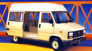Peugeot J5 Van 1300 High Roof 1981–90