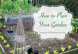 Download Planning Your Garden