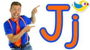 The Letter J Song Learn The Alphabet YouTube