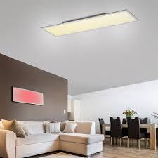 led panel 120x30cm farbwechsel rgb lichtfarbensteuerung fernbedienung