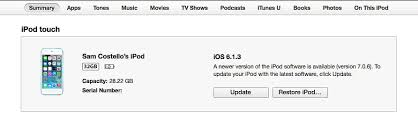 How To Download and Install New iPhone OS update