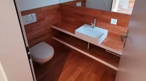 erfahrungen mit parkett in bad und küche