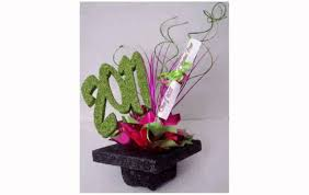 Graduation Table Decorations Homemade by Graduation Table Centerpieces Youtube