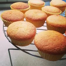 Recipe Light Orange Sponge Cupcakes Butter Less