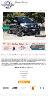 Simpson Tool Box Competitors, Revenue And Employees - Owler Company ... Jeep And Truck Accsories In Scottsdale Az Tires About Trucks Only A Dealership Mesa Enhardt Toyota Dealer Serving Phoenix Tempe Oval P1 Led Clearance Marker Light Elite In Arizona Access Plus Aftermarket Caps Drews Off Road Amazoncom Tac Running Boards Fit 02019 4runner Gmc Gilbert Chandler Buick Are Fiberglass Cap World Heggs Chrysler Dodge Ram Gallery