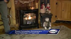 Homeowners Power Companies Face Challenges In Cold