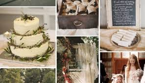 Rustic Wedding Theme For Neo Country Inspiration