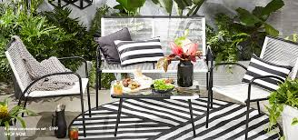 Kmart Outdoor Chair Cushions Australia by Outdoor Furniture Fit For Any Space Kmart