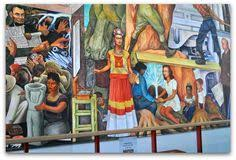 the detroit industry fresco cycle was conceived by mexican