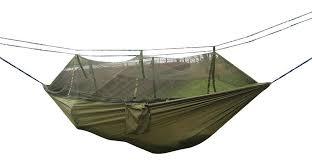 Best hammocks with mosquito net