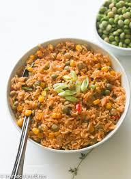 cuisine pigeon pigeon peas and rice